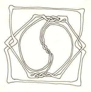 Yin Yang-celtic