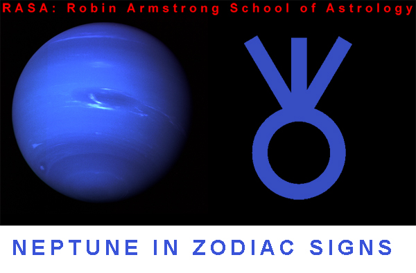 Neptune in zodiac - Astrology lessons