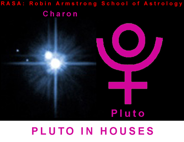 Pluto in Houses - astrology lessons