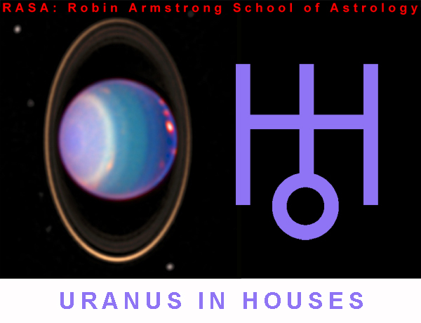 Uranus in Houses - Astrology Course