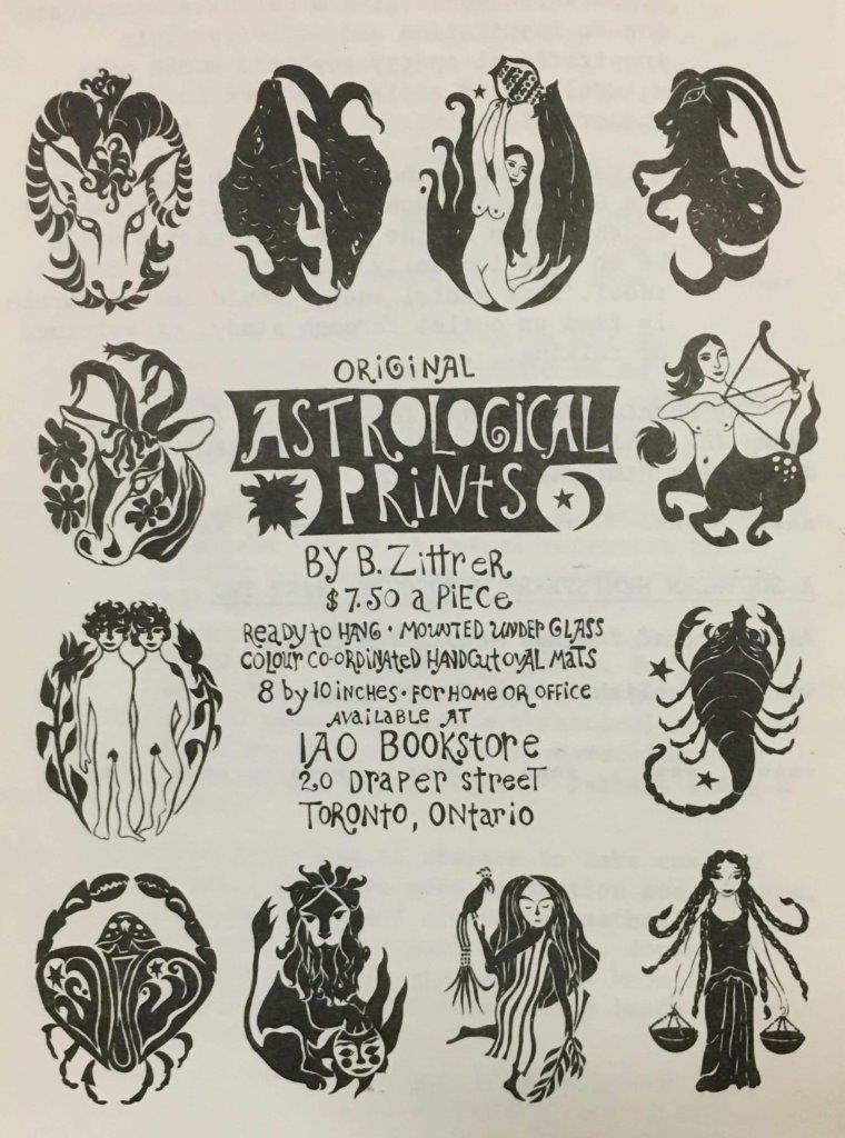 Zodiac-Prints