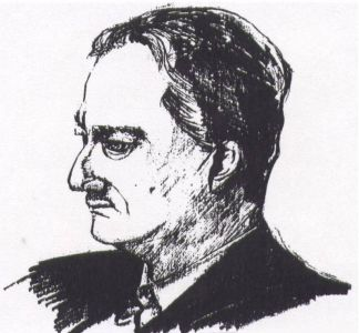 Manly P Hall Image