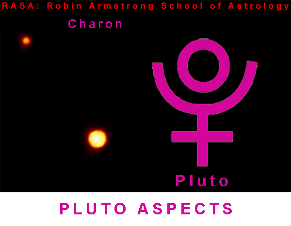 Pluto aspects - school of astrology