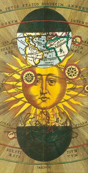 Heaven and Earth-Cellarius